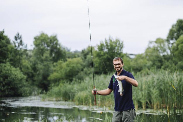 Topprofessionelt fiskegrej af mærket Westin